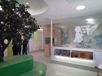 El Hospital Niño Jesús inaugura la nueva Unidad de Oncología del Adolescente