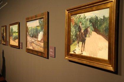 La exposición 'Sorolla Tierra Adentro' espera llegar a 50.000 visitantes en Semana Santa