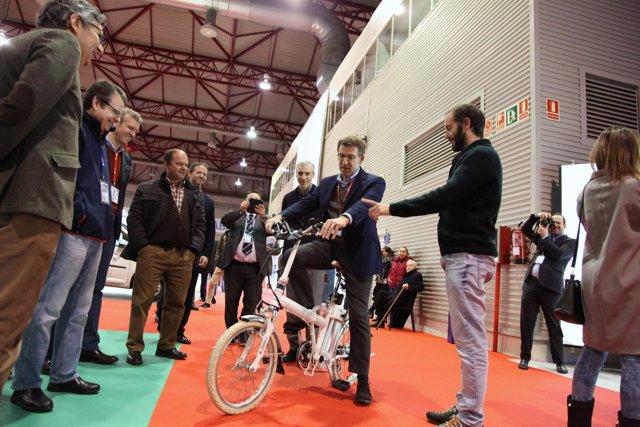 Feijóo participa en la clausura de la Feira da Enerxía de Galicia