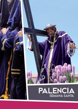 Cartel de la semana Santa de Palencia