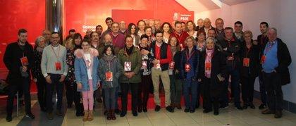 """Un centenar de """"agentes vecinales"""" del PSOE escucharán las necesidades de Santander"""