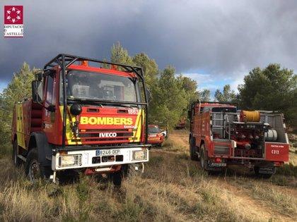 Las rachas superan los 100 kilómetros por hora en un sábado en el que los bomberos realizan más de 100 intervenciones