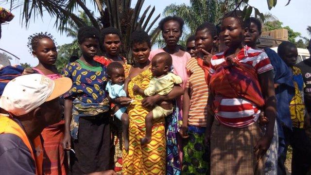 Trece millones de personas en RDC, la mitad niños, necesitan asistencia urgente