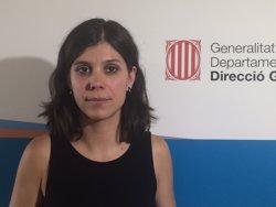 Marta Vilalta serà la nova portaveu d'ERC (EUROPA PRESS - Archivo)