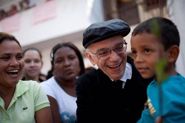 José Antonio Abreu, El Galardonado Fundador De 'El Sistema'