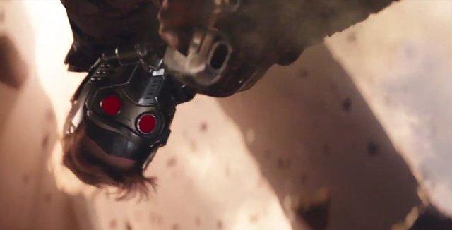Star-Lord en Vengadores: Infinity War