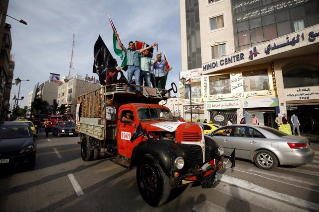 Palestinos recuerdan la 'Nakba' o 'catástrofe' de 1948