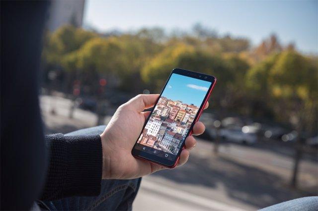 El smartphone como herramienta para planificar viajes