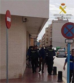 Hombre detenido en Torrevieja por abusos sexuales