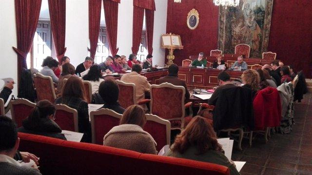 Reunión de la Delegación de Cultura de la Diputación de Córdoba