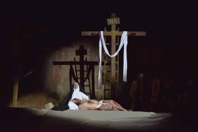 Pasión de Semana Santa en Morata de Tajuña