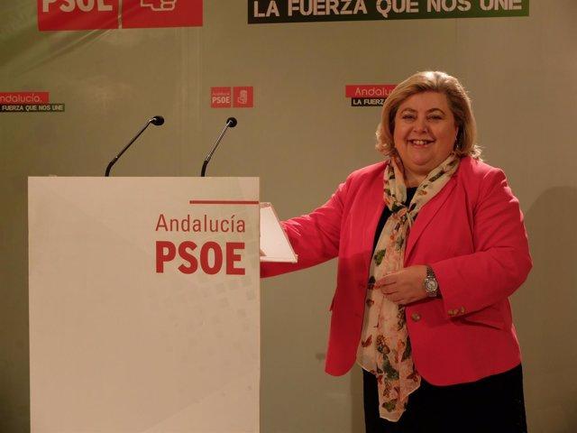 Clara Aguilera visita este lunes Cartagena y Los Alcázares