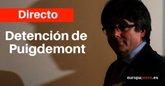 Foto: Últimas noticias sobre Puigdemont | Los Mossos controlan los accesos de Sants ante la llegada de convocados por los CDR