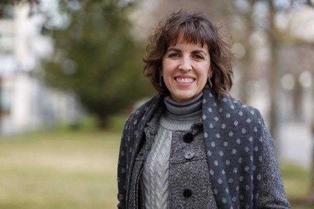 María Cristina Lopes, autora de la tesis