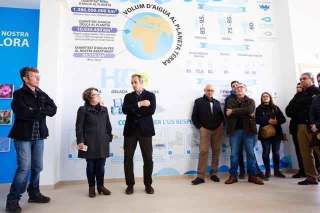 Exposición del Agua de Global Omnium