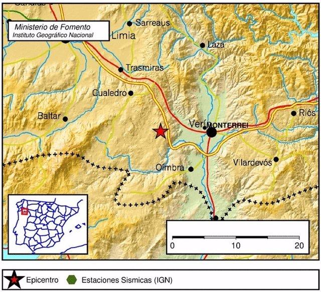 Terremoto en Monterrei