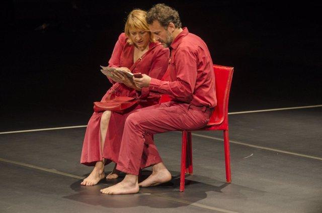 Blanca Portillo y José Luis García Pérez interpretan 'El cartógrafo'
