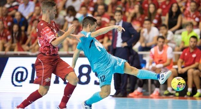 El Inter saca un punto ante ElPozo que le reafirma en el liderato