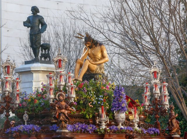 Cristo de la Hermandad de la Cena de Sevilla