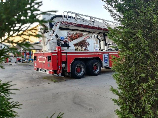 Coche bomberos