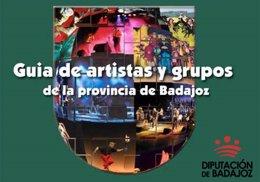 Programa de dinamización cultural 2018 de la Diputación de Badajoz