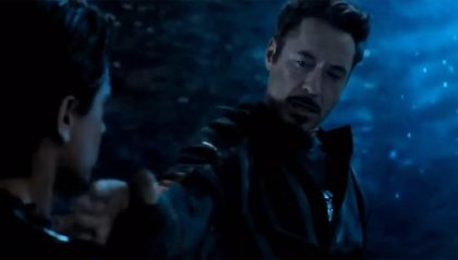 Spot de Infinity War: Iron Man nombra a Spider-Man miembro de los Vengadores
