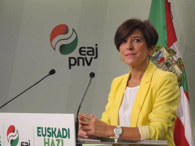 Foto de archivo de Izaskun Bilbao