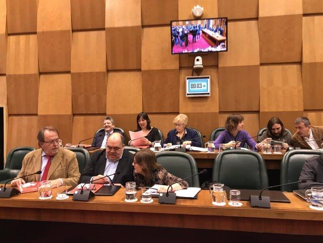 El Ayuntamiento de Zaragoza celebra sesión plenaria