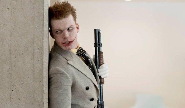 Cameron Monaghan en Gotham