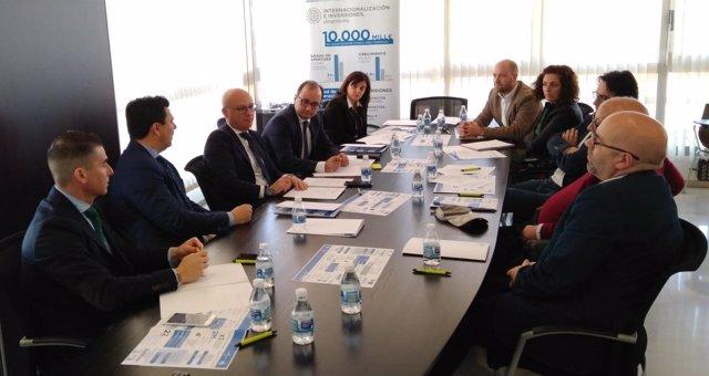 Hernández presenta Agenda para el Impulso Industrial y Tecnológico