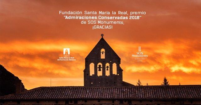 Premio de la Fund. Santa María La Real. 26-03-18