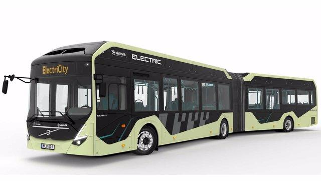 Autobús eléctrico de Volvo
