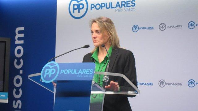 Raquel González, Este Lunes En Bilbao