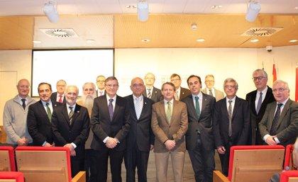 Toman posesión de sus cargos los nuevos miembros de la Comisión Central de Deontología del CGCOM