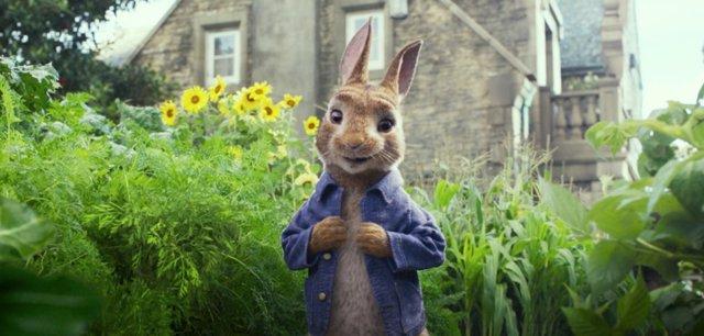 La nueva película de Dani Rovira Peter Rabbit