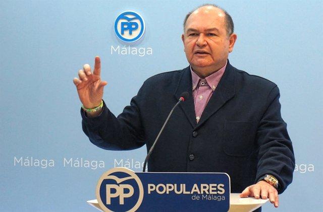 Antonio Garrido Moraga fallecido en enero de 2018 Encomienda Orden Alfonso X