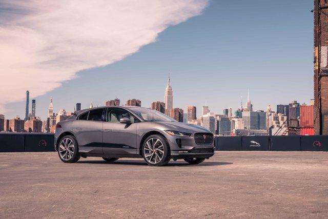 Nuevo Jaguar I-Pace eléctrico