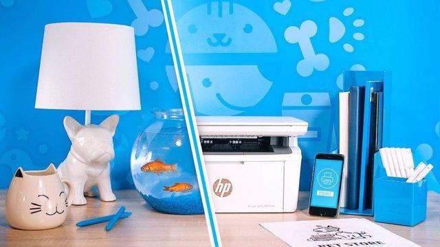 HP  LaserJet Pro M15 y M28
