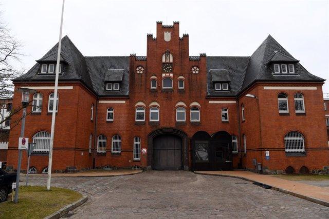 Prisión de Neumuenster en la que se encuentra Puigdemont