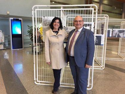 El Hospital San Pedro de Alcántara de Cáceres estrena la exposición 'FotoEnfermería'