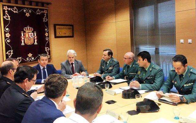 Reunión de seguridad del Circuito de Jerez