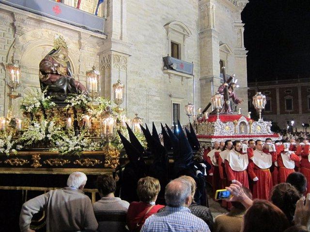 Porcesión Del Encuentro Valladolid