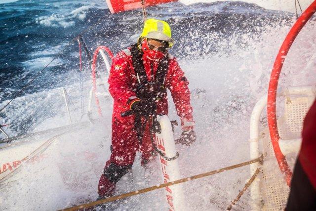 MAPFRE, Blair Tuke Volvo Ocean Race