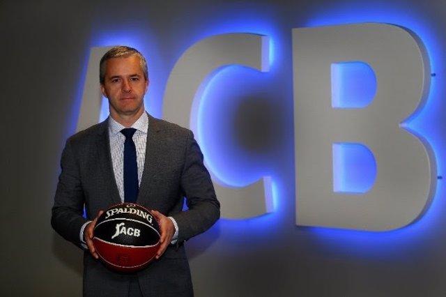 José Miguel Calleja, nuevo director general de la ACB