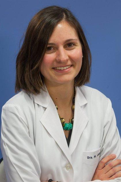 Mar Carmona, premiada por la Sociedad Española de Neurología como mejor neuróloga joven en Trastornos del Movimiento