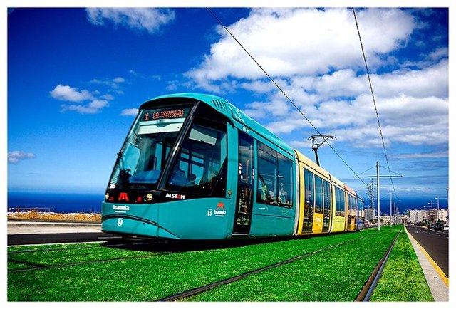 Tranvía De Tenerife