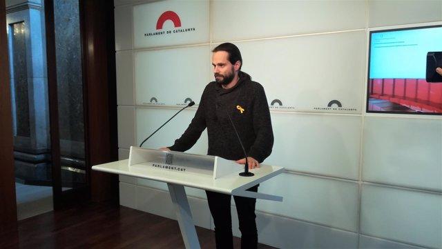 Gerard Gómez del Moral, ERC