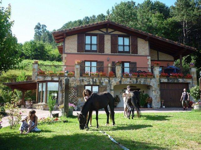 Casa Rural en Mungia.