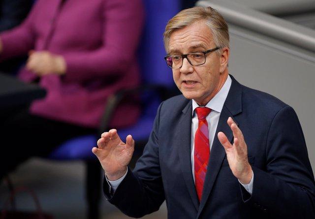 Dietmar Bartsch delDie Linke de Alemania