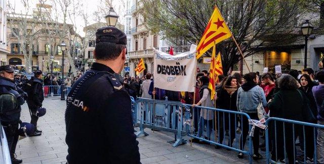 Concentración Presos Políticos Palma